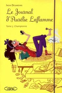 Le Journal dAurélie Laflamme Tome 5.pdf