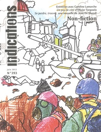 Lorent Corbeel - Indications N° 393, Juin 2012 : Non-fiction.