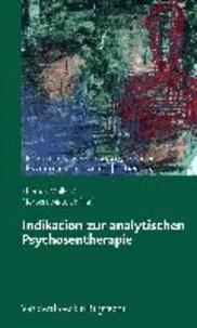 Indikation zur analytischen Psychosentherapie - Forum der Psychoanalytischen Psychosentherapie.