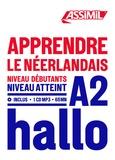 Ineke Paupert - Apprendre le Néerlandais - Niveau débutants A2. 1 CD audio MP3