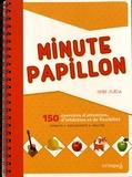 Inès Cléda - Minute papillon - 150 exercices d'attention, d'inhibition et de flexibilité.