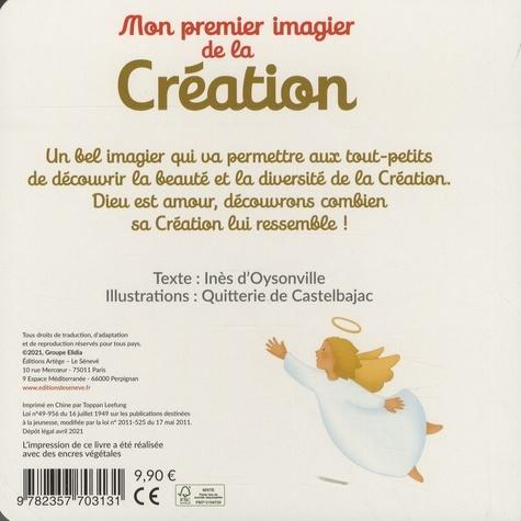 Mon premier imagier de la Création