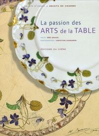 Inès Heugel - La passion des Arts de la Table.