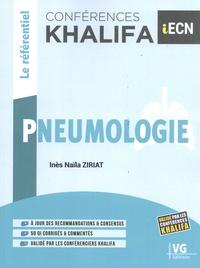 Inès Naïla Ziriat - Conférences Khalifa pneumologie.