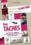 Inès Peyret - Le petit dictionnaire à tout faire des taches - Sur les vêtements, tissus d'ameublement, tapis et moquettes.
