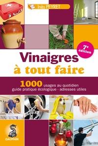 Deedr.fr Vinaigre à tout faire - Trucs et astuces au quotidien, guide pratique écologique, adresses utiles Image