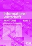 Informationswirtschaft RAND OHG - Materialienband.