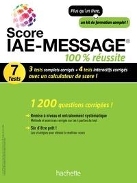 Informburo et Philippe Solal - Score IAE-Message.