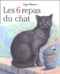 Inga Moore - Les 6 repas du chat.