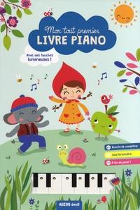 Inga Wilmink - Mon tout premier livre piano - Avec des touches lumineuses !.