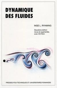 Dynamique des fluides - Un cours de base du deuxième cycle universitaire.pdf