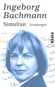 Ingeborg Bachmann - Simultan - Erzählungen.