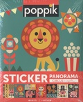 Ingela - Circus - Sticker Panorama.
