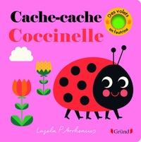 Ingela P. Arrhenius - Cache-cache coccinelle.