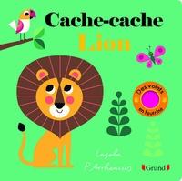 Ingela P. Arrhenius - Cache-cache Lion.