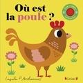 Ingela P Arrhenius - Cache-cache poule.