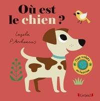 Ingela P. Arrhenius - Où est le chien ?.
