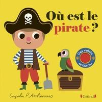 Ingela P. Arrhenius - Où est le pirate ?.