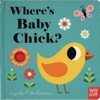 Ingela P Arrhenius - Where's Baby Chick?.
