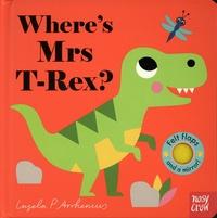 Ingela P. Arrhenius - Where's Mrs T-Rex ?.