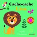 Ingela Peterson Arrhenius - Cache-cache Lion.