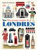 Ingela Peterson Arrhenius - Mon premier imagier de Londres.