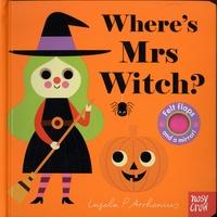Livre d'ordinateur gratuit à télécharger Where's Mrs Witch ?  - Felt flaps and a mirror! (French Edition)
