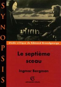 Ingmar Bergman et Edmond Grandgeorge - Le septième sceau.