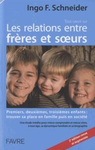 Blackclover.fr Tout savoir sur les relations entre frères et soeurs - Premiers, deuxièmes, troisièmes enfants, etc. Trouver sa place en famille puis en société Image