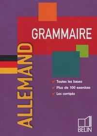 Ingo Weisbarth - Grammaire Allemand.