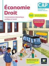 Ingrid Albot et David Lallement - Economie Droit, Environnement économique, juridique et social, CAP EVS-ECMS-OL-VMPREA-Fleuriste Passeport Vendeur.