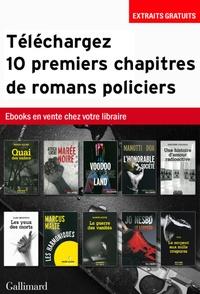 Ingrid Astier et Antoine Chainas - 10 romans policiers de la série noire - Extraits.