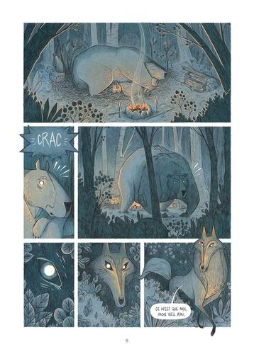 Elma, une vie d'ours Tome 1 Le grand voyage