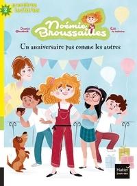 Ingrid Chabbert et  Lili la Baleine - Noémie Broussailles Tome 1 : Un anniversaire pas comme les autres.