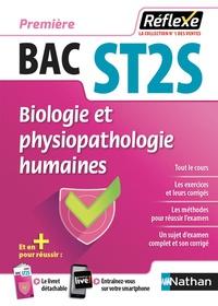 Ingrid Fanchon - Biologie et physiopathologie humaines 1re Bac ST2S.