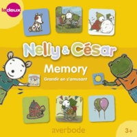 Ingrid Godon - Memory Nelly & césar - Grandir en s´amusant.