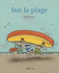Ingrid Godon - Sur la plage.