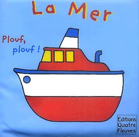 Ingrid Neelen - La mer - Avec un jouet.