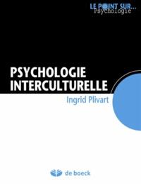 Ingrid Plivard - Psychologie interculturelle.