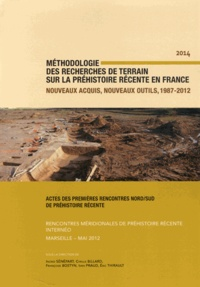 Checkpointfrance.fr Méthodologie des recherches de terrain sur la Préhistoire récente en France - Nouveaux acquis, nouveaux outils, 1987-2012 Image