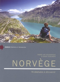 Ingrid Van Houdenhove et Simon Descamps - Norvège.