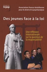 INJEP - Des jeunes face à la loi - Une réflexion internationale sur la question de la responsabilité.