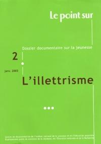 INJEP - Le point sur N° 2, Janvier 2003 : L'illettrisme.