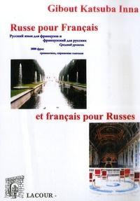 Lemememonde.fr Russe pour Français et français pour Russes - Niveau intermédiaire Image