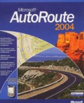 Collectif - AutoRoute 2004. - CD-ROM.