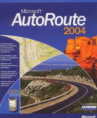 Collectif - AutoRoute 2004. - CD-ROM.