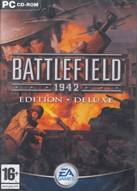 Electronic arts - Battlefield 1942 édition Deluxe - 2 CD-ROM.