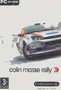 Collectif - Colin McRae Rally 3 - CD-ROM.
