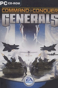 Collectif - Command & Conquer Generals - CD-ROM.