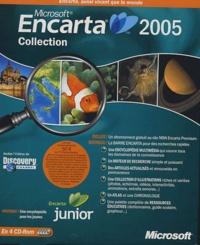 Innelec Multimedia et  Collectif - Encarta 2005. 4 Cédérom